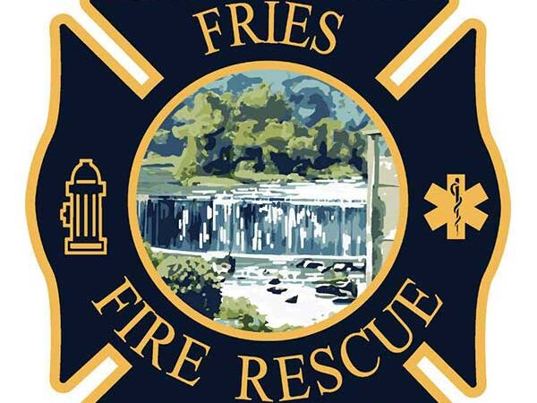 Picture of fries fire and rescue logo