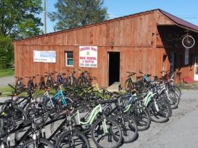 Creeper Trail Bike Rental